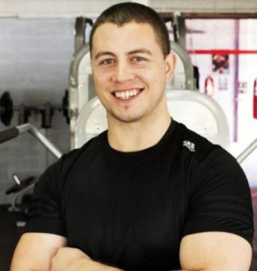 Rob Greaves personal trainer